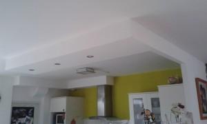 Verlaagd plafond 2
